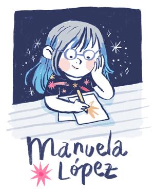 Manuela López - Srta.M